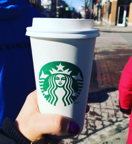 The New Starbucks Seasonal Cups Are Basically Unrecognizable
